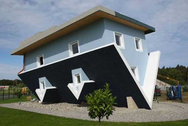 Trassenheide Germany  city pictures gallery : 19 weird and wonderful houses from around the globe