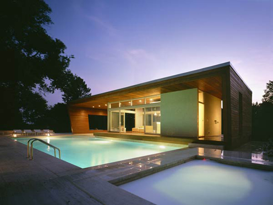 10 breathtaking minimalist homes from around the globe for Home designs usa