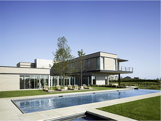 Luxury Mansions Celebrity Homes Sagaponack House Usa