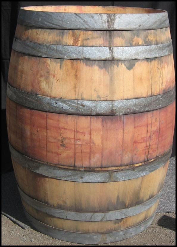 How To Build Your Own Garden Sink With A Whiskey Barrel