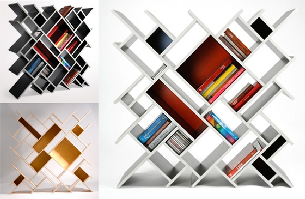 30 creative shelving ideas to grab you book line and sinker