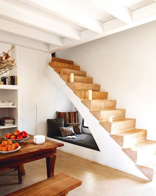 Space Under Stairs 8 creative uses for the space under your stairs.