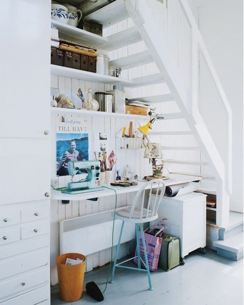 8 creative uses for the space under your stairs propertypal street smart - Creative small spaces property ...