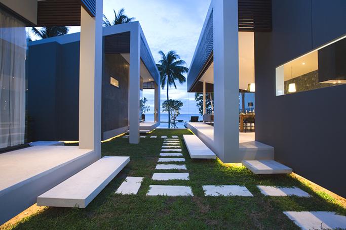 Luxury Villa Sales Website