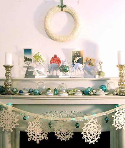 unique-christmas-fireplace-decorations