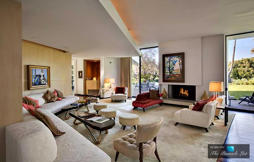 Inside Ellen Degeneres Amazing Los Angeles Home