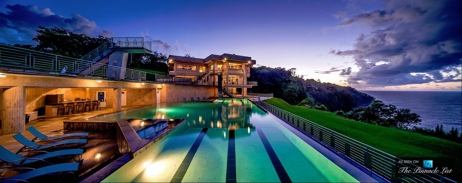 Insane Luxury Home - Water Falling Estate Hawaii