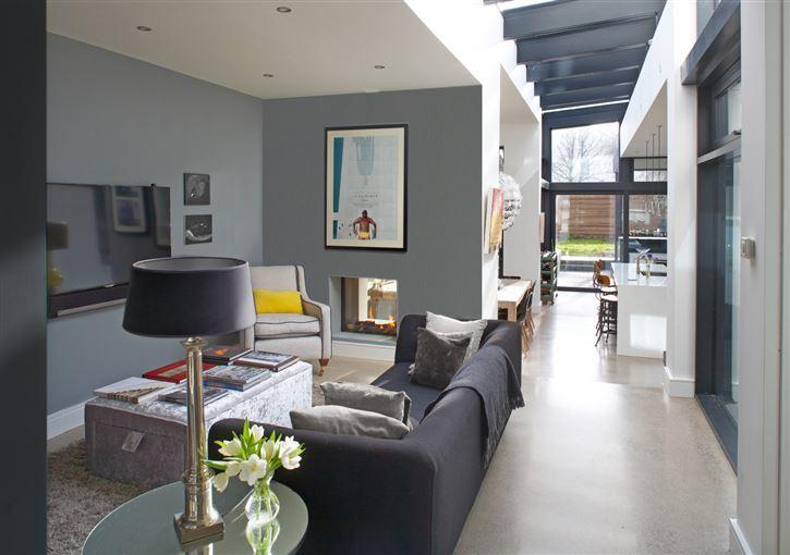 Modern house in sandymount dublin by optimise design for Design apartment winterfeldtplatz zietenstr 25a