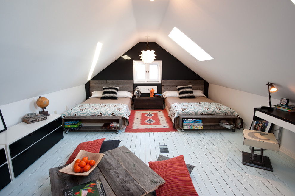 amazing attics   turning unused spaces into awesome places