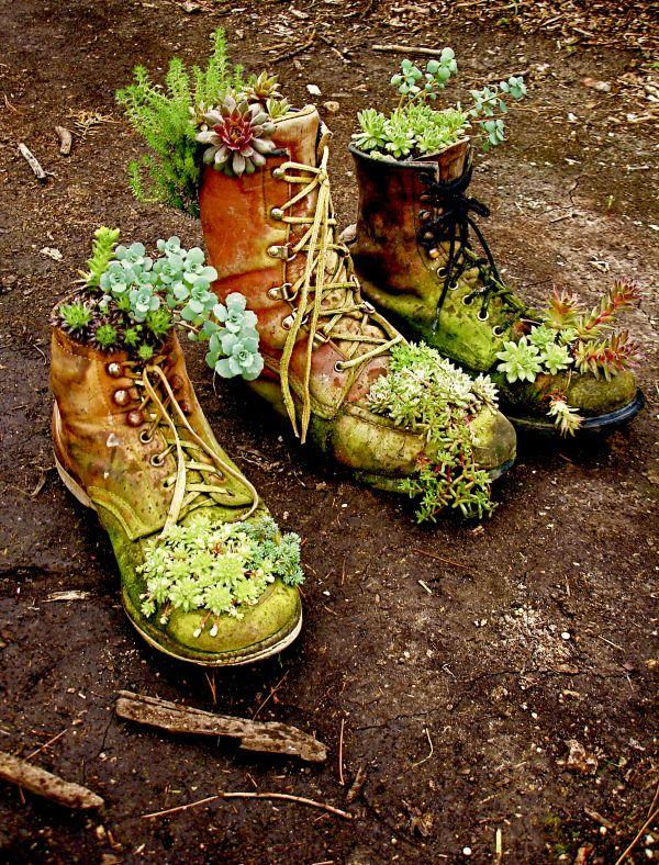 1) Old Footwear