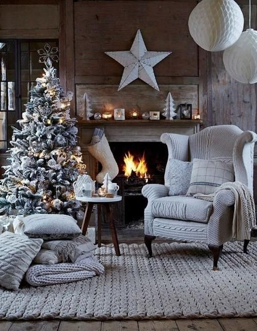 Simple Ideas For A Cosy Christmas Living Room