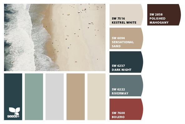 Surf Tones | Worn Turquoise | Boating blues | Beachy vibe
