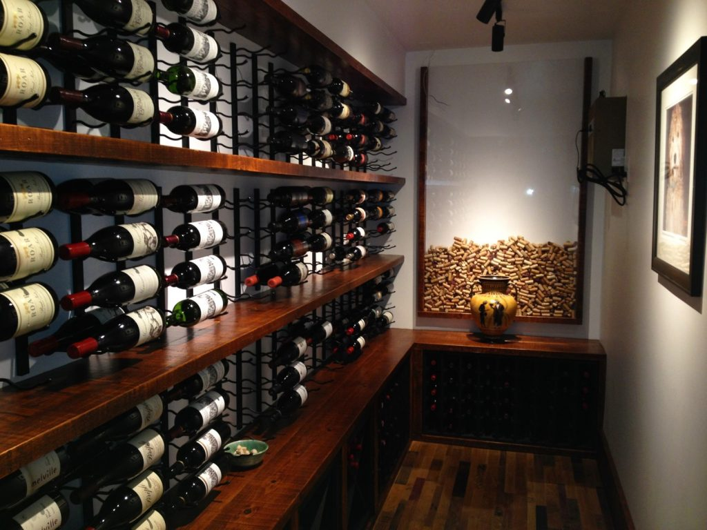 01-Boston-Newton-Massachusetts-Wine-Cellar-Design-Vintage-View-Wine-Racks-Custom-Shelving-and-X-Cube-Storage