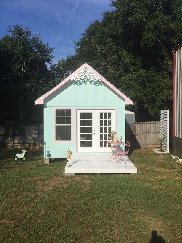 35 Stunning 39 She Shed 39 Designs That Are The Perfect Life