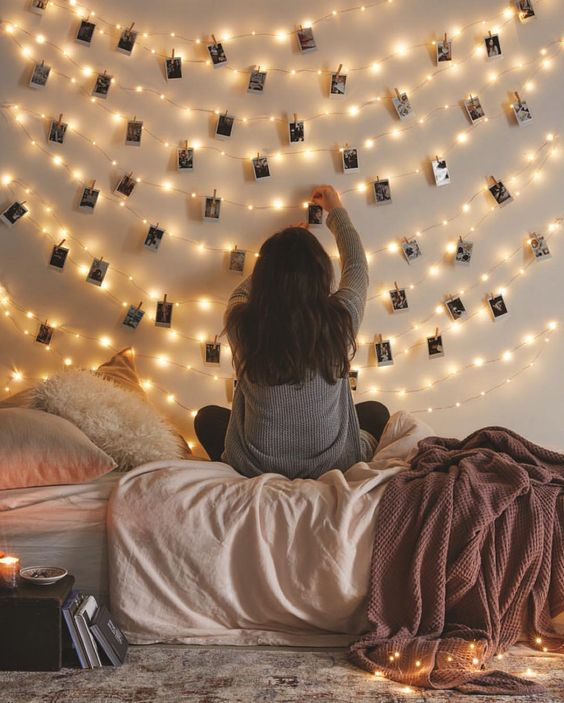 Polaroid Lights Garland
