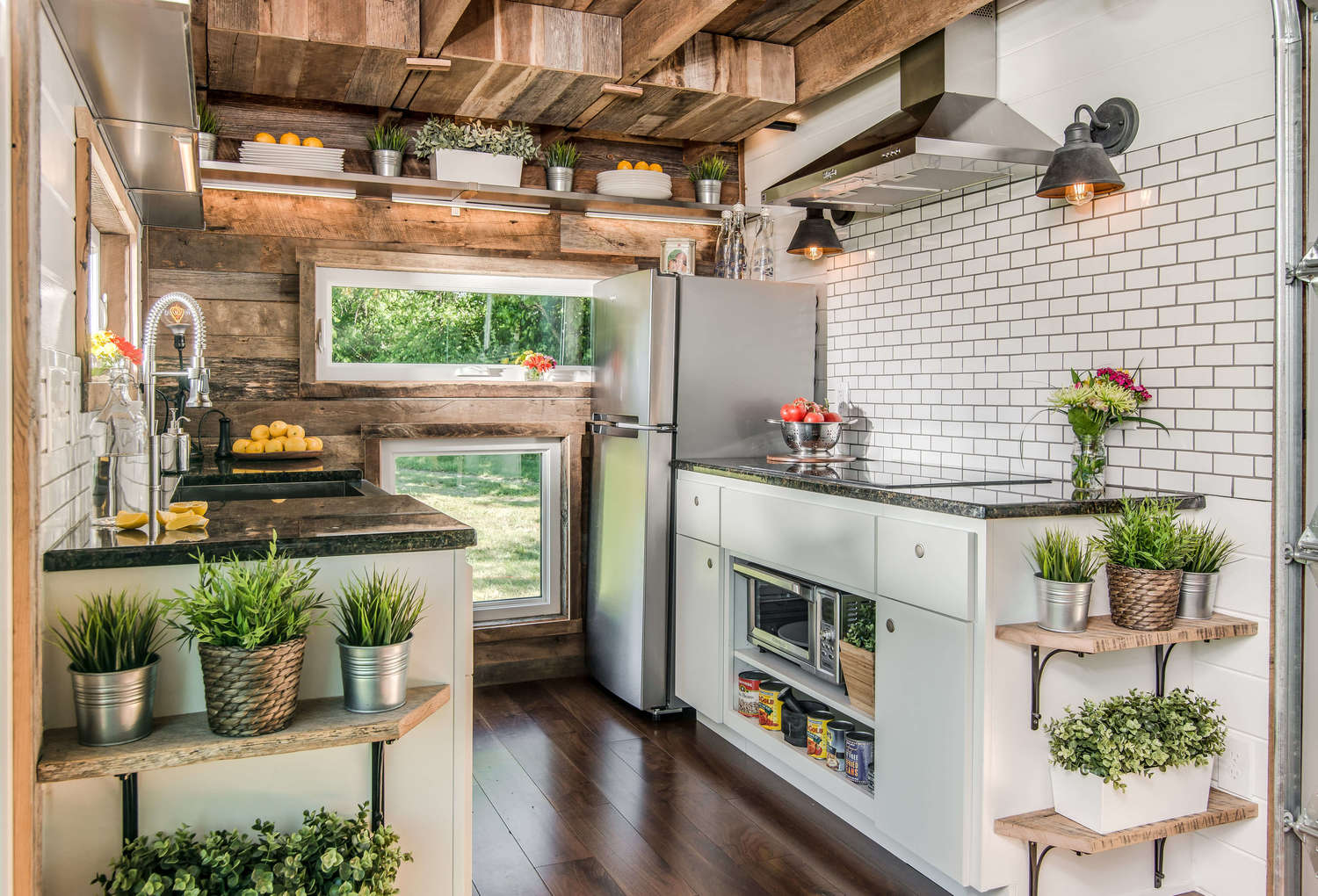 This Beautiful Tiny House Is Something Else