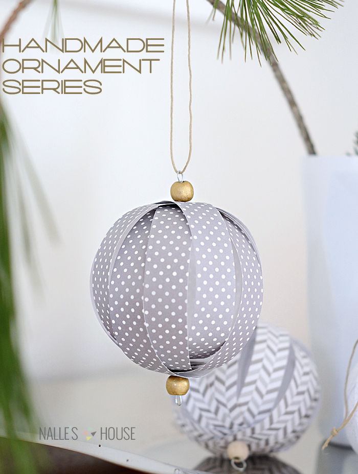 paperball ornament