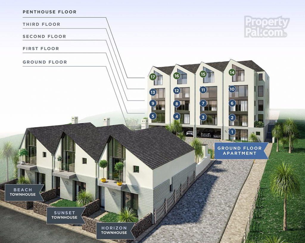 Penthouse Portnahaven Castlerock