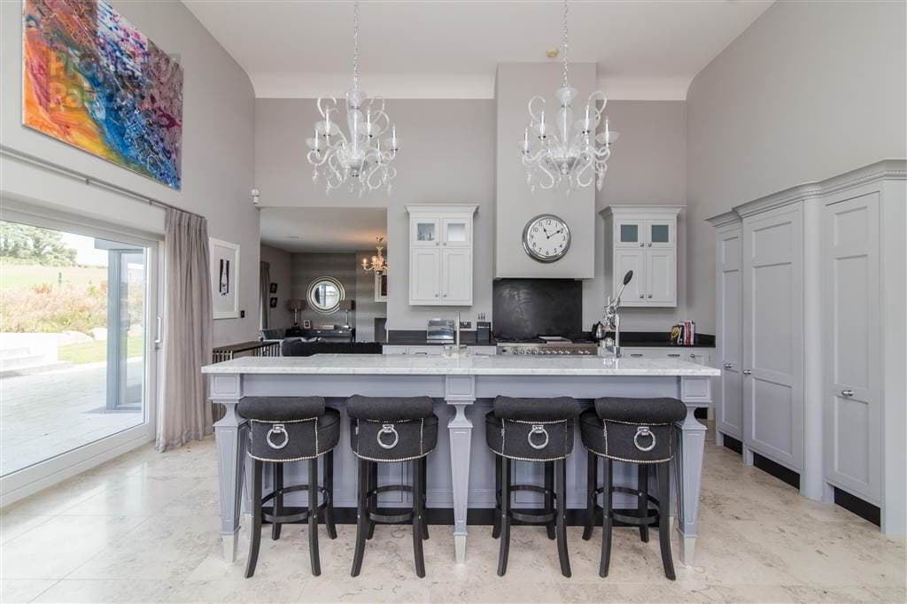 NI Homes For Sale With Contemporary Kitchens